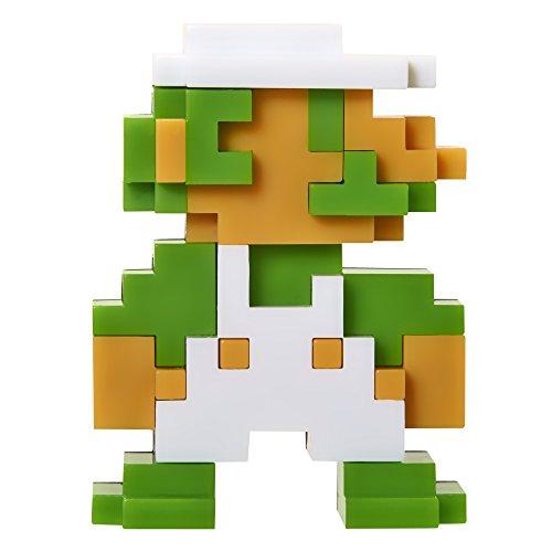 """World of Nintendo 2.5"""" 8 Bit Luigi Action Figure - 1"""