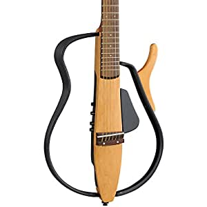 Yamaha SLG110S - Natural Silent Acoustic-Electric Steel String Guitar