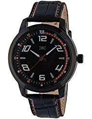 Killer Black Dial Analog Watch For Men KLW242K