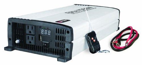 Wagan El2204 Elite 1500W Dc To Ac Pure Sine Inverter