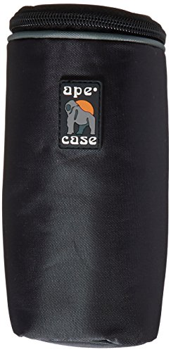 Ape Case ACLC4 Medium Pouch for Lenses (Black/Yellow) (Ape Camera Insert compare prices)