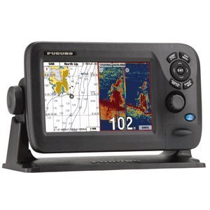 "Furuno 7"" Color GPS Chartplotter/Fishfinder Combo GP1870F primary"