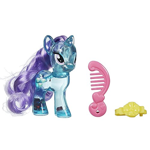 My Little Pony Cutie Mark Magic Water Cuties Diamond Mint Figure - 1