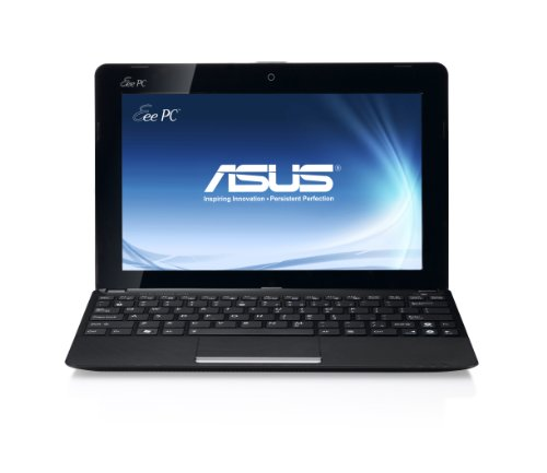 ASUS 1011PX-MU27-BK Netbook with Intel N570 (1.66Ghz) Dual Core Processor; Black