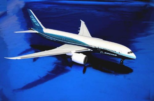 Daron Hogan Boeing 787-8 Model Kit without Gear, 1/200 Scale (Boeing 787 Model compare prices)