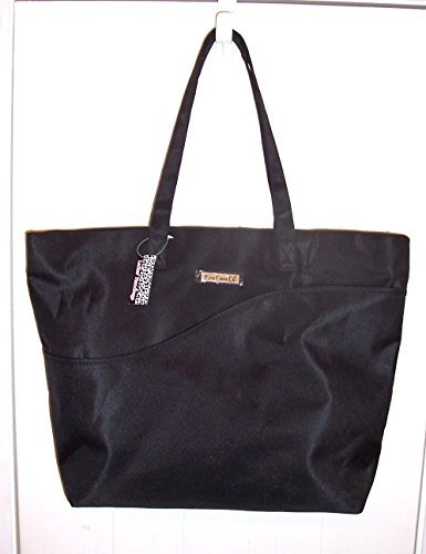 East Coast Large Black Tote - 1