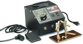 """American Beauty 10535 Fixed Dual Probe Resistance Soldering System, 1100 watt, 1/2"""" Electrode"""