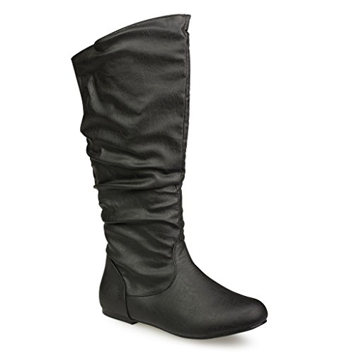 twisted-womens-shelly-wide-width-wide-calf-faux-leather-knee-high-scrunch-flat-riding-boot-black-siz