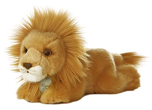 "Aurora World Miyoni Lion Plush, 8"" - 1"