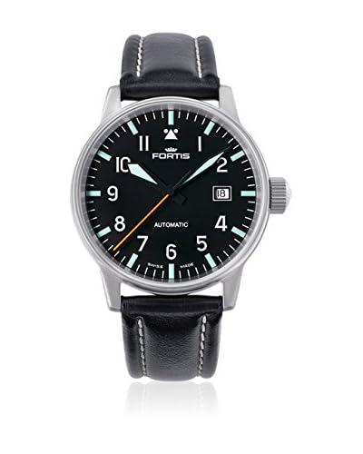 Fortis Reloj con movimiento automático suizo Man Flieger 40 mm
