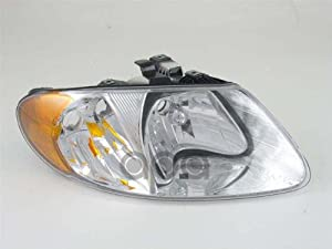 CHRYSLER/ DODGE T&C/ VOYAGER/ CARAVAN/ GRAND CARAVAN RIGHT HEADLIGHT 05-07