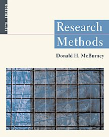 Research Methods (Non-InfoTrac Version)