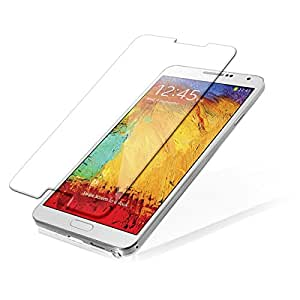 Rebel Premium Clear Tempered Glass Screen Protector - with Oleo phobic Coating for Mobile : Sony Xperia E3