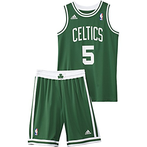 COMPLETO BASKET ADIDAS NBA BOSTON CELTIC VERDE 12A