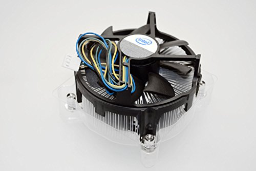 LGA2011 / V3 Intel CPU Cooling Fan (Quiet) (Intel I7 Cooling compare prices)