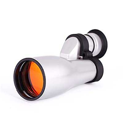 HDE Compact Pocket Sized 15x32 Monocular Corner Telescope with Carrying Case from Hde
