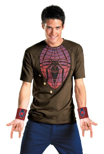 Disguise The Amazing Spider-Man Movie Adult Costume Kit Large - X-Large