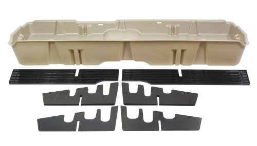 Du-Ha 10044 Chevrolet/GMC Underseat Storage Console Organizer - Tan