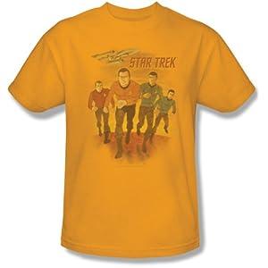 Star Trek T-Shirt Animated Original Series