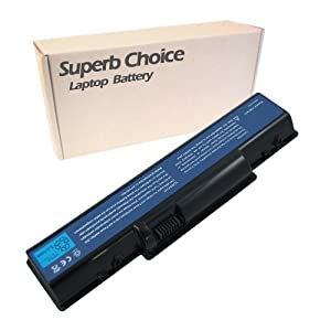 Acer Aspire 4332 4736 4736G 5334 5334-2598 5517 5517-1127 5517-1208 5517-1216 5517-5136 5517-5358 5517-5700 5517-5997 5532 5532-5535 5732Z 5732ZG AS5334 AS5517 AS5532-5535 AS5732Z Laptop Battery - Premium Superb Choice® 6-cell Li-ion battery