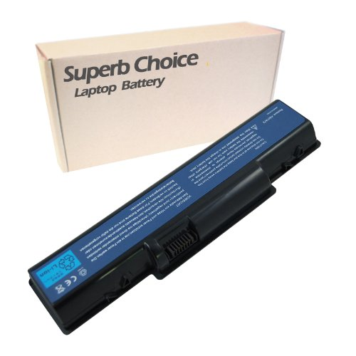 Miraculous Choice 6-Cell Laptop Battery for Acer Aspire 5517 Aspire 5532 Aspire 4730Z Aspire 4720Z Aspire 5735Z Aspire 4736Z Aspire 4736Z Aspire 5732Z Aspire 4520 Aspire 5516 AS07A4