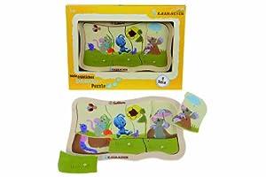 Eichhorn 109460241 - Kikaninchen Einlegepuzzle