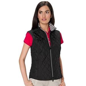 Aquascutum Golf Ladies Quilted Vest by Aquascutum Golf