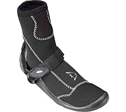 OKespor Kite High Swim Shoes,Black,T6 M