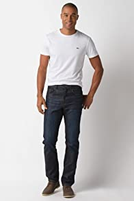 5 Pocket Relaxed Fit Ozone Wash Denim 34