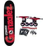FLIP SKATEBOARD COMPLETE 7.8in Gonzalez Extremely Sorry