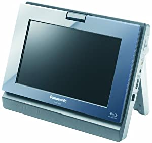 Panasonic DMP-B15 Portable Bluray Player