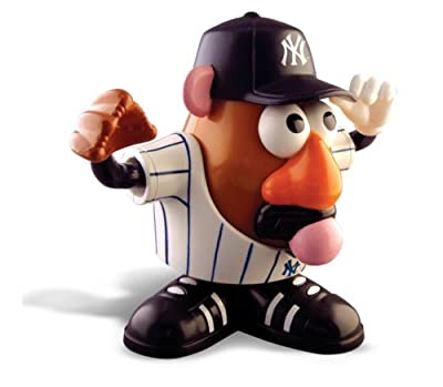 MLB ニューヨーク・ヤンキース ポテトヘッド (Sports Spuds Yankees)
