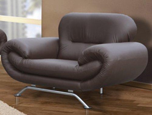 Marrón sillón