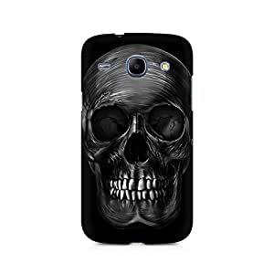 Mobicture Skull Abstract Premium Printed Case For Samsung Grand Duos 9082