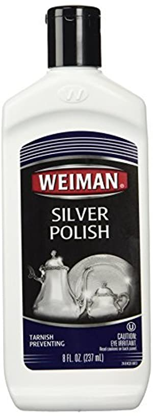 Weiman Royal Sterling Silver Polish 8oz bottle by Weiman