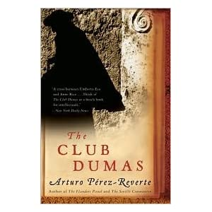 The Club Dumas Arturo Perez-Reverte and Sonia Soto