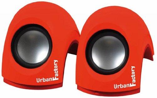 urban-factory-crazy-altavoces-mesa-estante-universal-rojo-alambrico-usb-windows-98se-me-2000-xp-vist