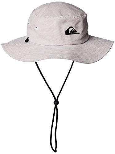 24fb1c5cedc0e Quiksilver Men s Bushmaster Floppy Sun Beach Hat