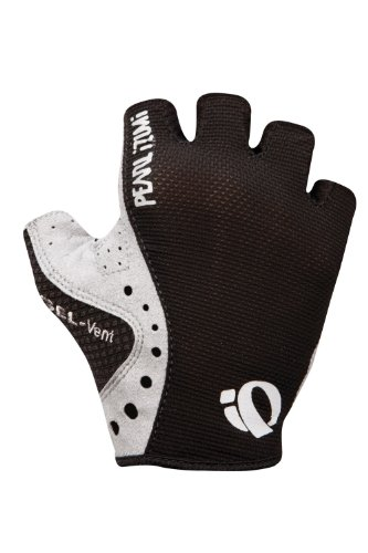 Buy Low Price Pearl Izumi Elite Gel-Vent Glove (Blk L) (8586 021 L)