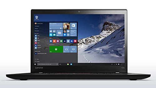 LENOVO THINKPAD T460s BUSINESS ULTRALIGHT NOTEBOOK: 14-INCH FHD IPS, i7-6600U, 20GB RAM, 256GB M.2 SSD, WIN 7 PRO 64-BIT, 8260-AC,...