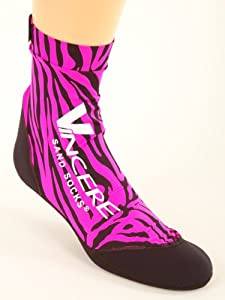 Vincere Sports Sand Socks: Beach Volleyball or Soccer, Snorkeling, Watersports by Sand Socks