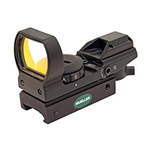 Mueller Quick Shot Rifle Scope, Black