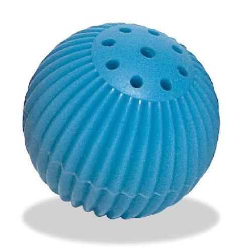 PetQwerks Talking Babble Ball Toy for Dogs and Cats, Small (Colors May Vary)