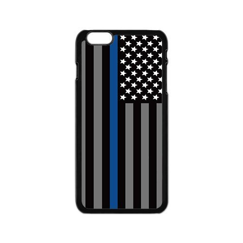 thin-blue-line-us-flag-iphone6-6s-tpu-case