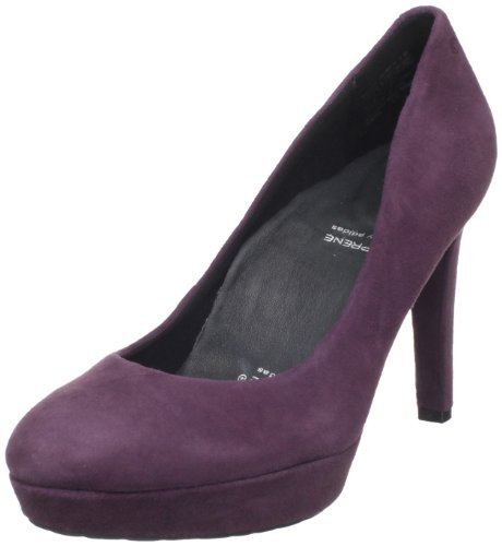 Rockport Women's Janae Pump Raisin Platforms