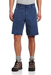 Kahala Men's Tide Wash Canvas Flat Front Short