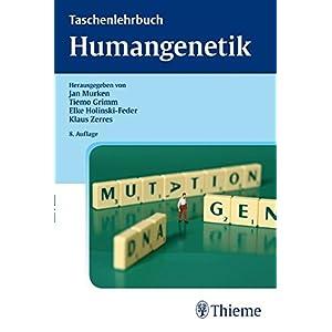 Taschenlehrbuch Humangenetik