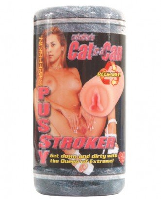 Catalinas Pussy Stroker- Cat In A Can