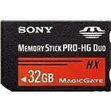 SONY メモリースティック PRO-HG デュオ HX 32GB MS-HX32B