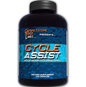 Cycle Assist - Competitive Edge Labs Liver Cleansing, 240 Capsules